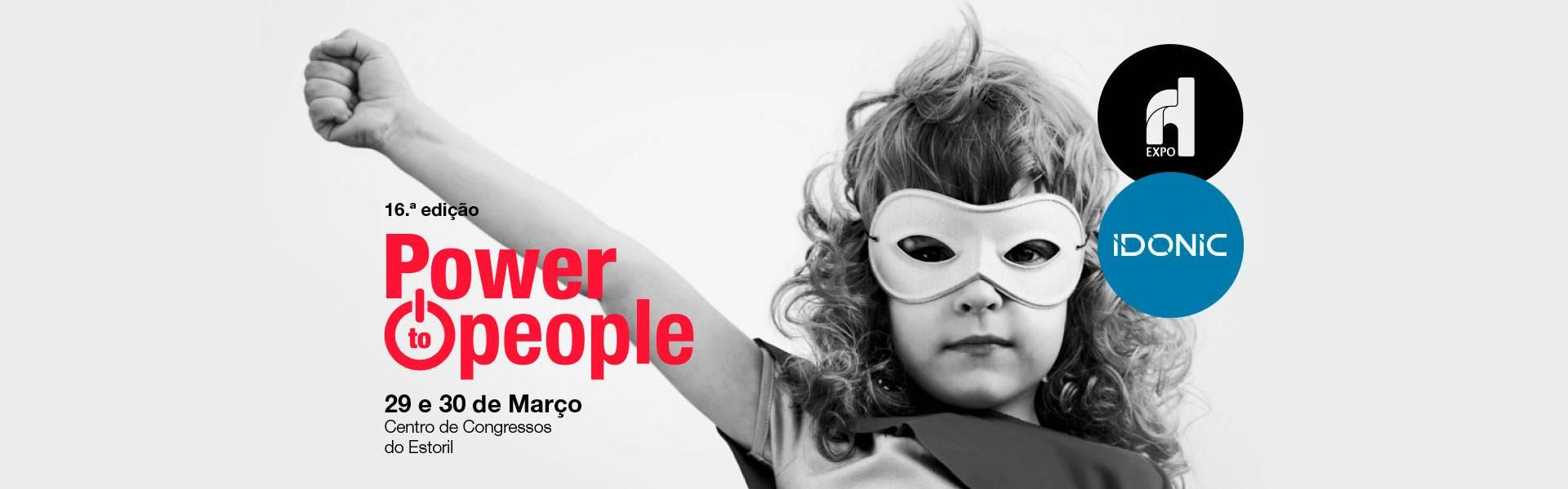 Expo RH, Recursos Humanos, Centro de Congressos do Estoril, Power To People, RHbizz, IFE, idonic, recursos humanos, controlo de assiduidade, controlo de acessos, picar o ponto, relógio de ponto, People Analytics, Inteligência Artificial, Adaptative Learning, Gig Economy