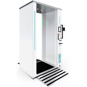IDONIC-PURE-GATE-+1 Túnel de Pulverização de Desinfetante